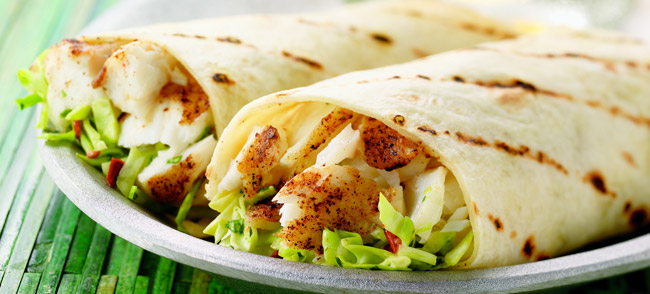 Baja Fish Tacos with Chipotle-Lime Slaw 2
